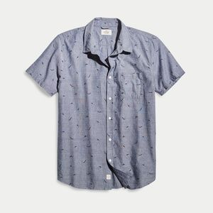 Marine Layer Diver Button Down Shirt
